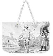 Embargo Repeal, 1809 Weekender Tote Bag
