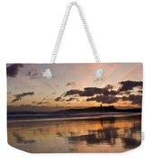Embleton Bay Sunrise Weekender Tote Bag