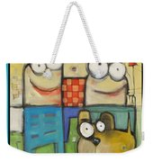 Embrace Your Inner Child Poster Weekender Tote Bag