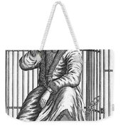 Emelyan Ivanovich Pugachev Weekender Tote Bag