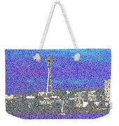 Emerald City Sailing Weekender Tote Bag