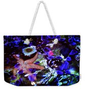 Emerged Starfish Weekender Tote Bag