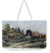Emigrants To Ohio, 1805 Weekender Tote Bag