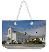 Emma Anderson Memorial Chapel Weekender Tote Bag