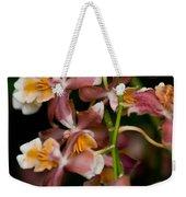 Emma's Orchid Weekender Tote Bag