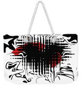 Emotion Weekender Tote Bag