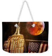 Empire Solstice Weekender Tote Bag