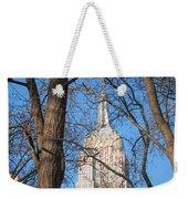 Empire State Building Weekender Tote Bag