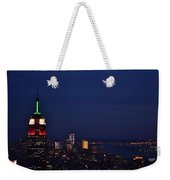 Empire State Building3 Weekender Tote Bag