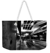 Empty And Cold Weekender Tote Bag