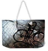 Empty Basket Weekender Tote Bag