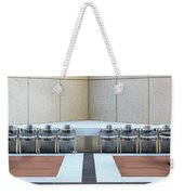 Study In Symmetry  Weekender Tote Bag