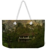Empty Eyes And Forgotten Dreams Weekender Tote Bag