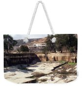 Empty Pool Weekender Tote Bag