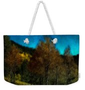 Enchanted Evening In The Forest Weekender Tote Bag