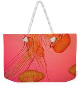 Enchanted Jellyfish 3 Weekender Tote Bag