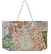 Enchanting Garden Weekender Tote Bag