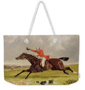 Encouraging Hounds Weekender Tote Bag