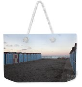 End Of Day - Mondello Beach Weekender Tote Bag