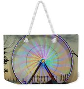 End Of Day With Design Weekender Tote Bag