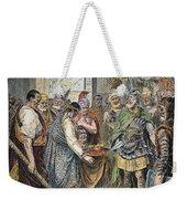 End Of Roman Empire Weekender Tote Bag