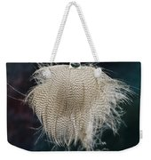 End Of The Feather Weekender Tote Bag