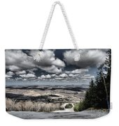 End Of The Season Weekender Tote Bag