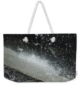 End Of The Waterfall Weekender Tote Bag