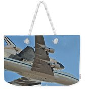 Endeavour's Last Flight Iv Weekender Tote Bag