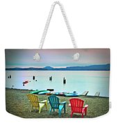 Endless Summer Weekender Tote Bag