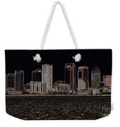 Energized Tampa - Digital Art Weekender Tote Bag