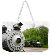 Engine 208 Weekender Tote Bag