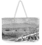 England: Brighton, 1853 Weekender Tote Bag