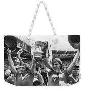 England: Fa Cup, 1977 Weekender Tote Bag