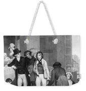 England: Merchant, 1800 Weekender Tote Bag