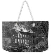 England: Military College Weekender Tote Bag