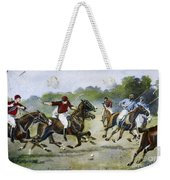 England: Polo, 1902 Weekender Tote Bag