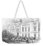 England: Theatre, 1843 Weekender Tote Bag
