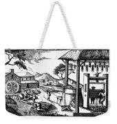 England: Water Mill Weekender Tote Bag