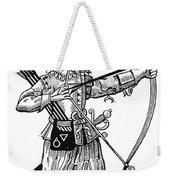 English Archer, 1634 Weekender Tote Bag