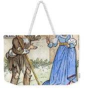English Beggar, 1330 Weekender Tote Bag