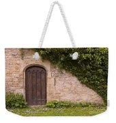 English Door And Ivy Weekender Tote Bag
