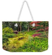 English Garden  Weekender Tote Bag
