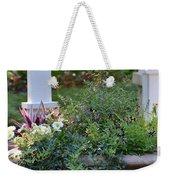 English Ivy Cascade Weekender Tote Bag
