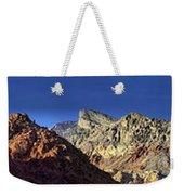 Enjoying Red Rock Canyon Weekender Tote Bag