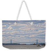 Enterprise 3 Weekender Tote Bag