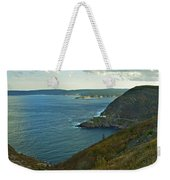 Entrance To St. John's Harbour Weekender Tote Bag
