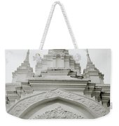 Entrance To Wat Suan Dok Weekender Tote Bag