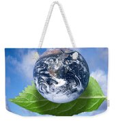 Environmental Issues Weekender Tote Bag by Victor de Schwanberg  and Photo Researchers