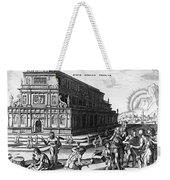 Ephesus: Temple Of Diana Weekender Tote Bag